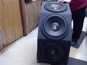 """PB Car Speakers/Speaker System 12"""" SPEAKER"""